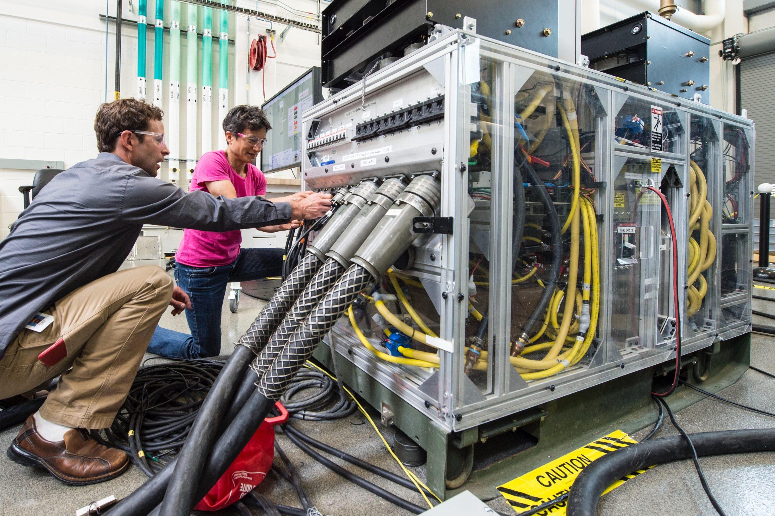 機電管理系統
